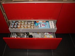Küchenschrank mit neuer Innenschublade