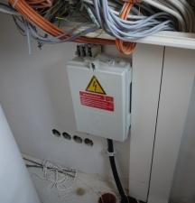 Elektro-Hausanschluss