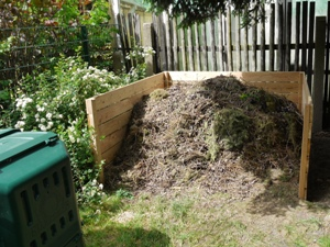 Neuer Kompost