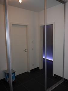 neue Spiegeltüren